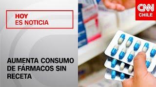 Encuesta Senda: Aumenta consumo de fármacos sin receta y disminuye el de alcohol