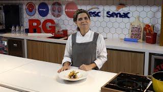 Flavia Quaresma ensina a fazer um 'ceviche à brasileira' I RIO GASTRONOMIA