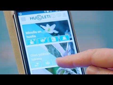 Vuoden Terveysinnovaatio 2019 -finalisti: Huoleti Oy