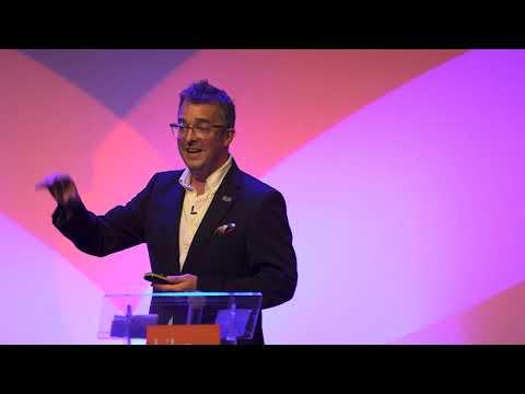 Keynote: Jeremy Waite – Chief Strategy Officer at IBM, Watson Customer Engagement, Europe.