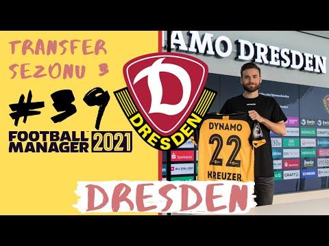 DYNAMO DRESDEN FM21   Bölüm 39   TRANSFER SEZONU 3   Football Manager 2021