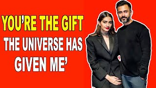 Sonam Kapoor wishes hubby Anand Ahuja on his birthday - BOLLYWOODCOUNTRY