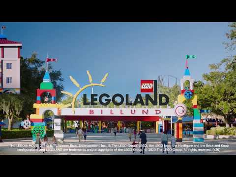 Uutuus 2020: THE LEGO® MOVIE™ World
