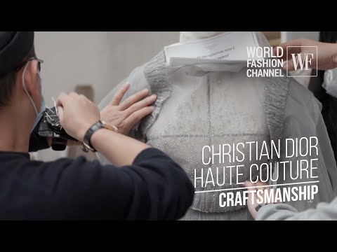 Christian Dior Haute Couture | Craftsmanship | Part 3