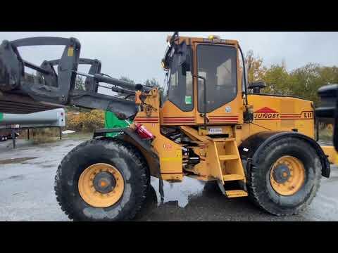 Hjullastare Ljungby L11 -  10 YEJ596