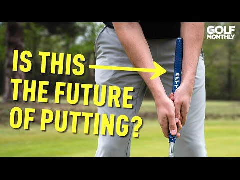Is THIS The Future Of Putting? Arm Lock Method Tested | Golf Monthly