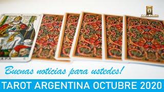 ???????? Tarot para Argentina: Octubre 2020