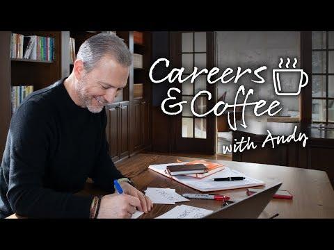 #CareersAndCoffee with Andrew LaCivita | Happy New Year for 2020! photo