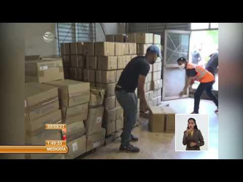 Cuba: Reciben instituciones de salud de Moa donativo holandés de insumos médicos
