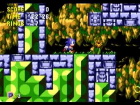 Sonic CD Music - Beta Unusued Music Loops - TomClip