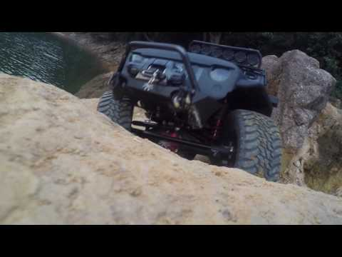 The Traction Hobby 1/8 Founder Jeep
