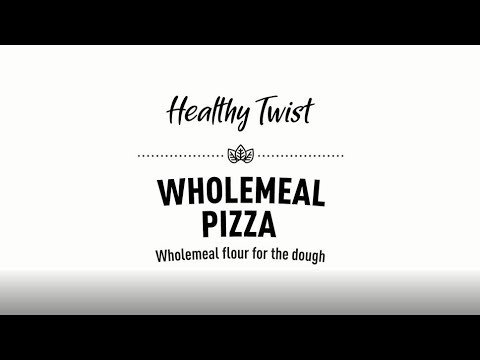 Healthy Twist - Pizza