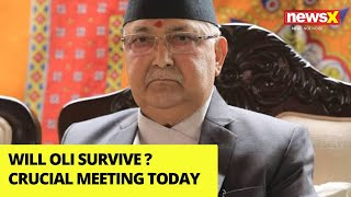 Will Oli Survive? | Crucial Meeting Today | NewsX - NEWSXLIVE