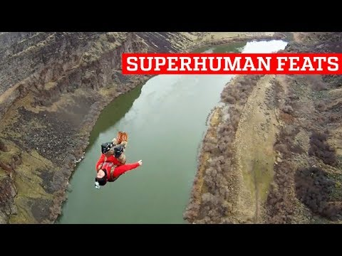 Outstanding Superhuman Feats!