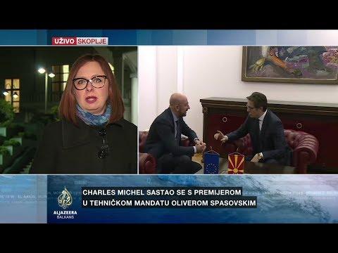 Michel u Skoplju: EU jednoglasan o evropskom putu Zapadnog Balkana