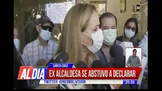 Angélica Sosa no declaró, ¿probarán su inocencia