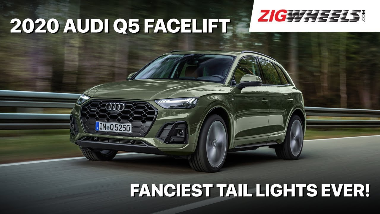 ZigFF: 🚗 Audi Q5 2020 Facelift | LEDs With A Mind Of Their Own!