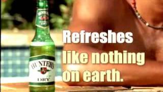 Hunters Dry Ads