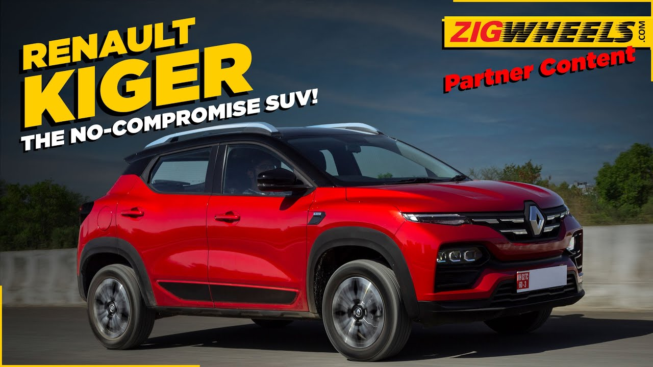 Renault Kiger - The No Compromise SUV (Partner Content)