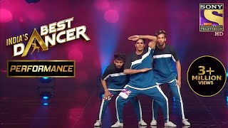 Will A Trio Break The Rules Of The Show? | India's Best Dancer - SETINDIA