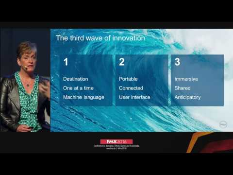 FMX 2016 - The Future of Innovation: Ushering in the Third Wave of Computing