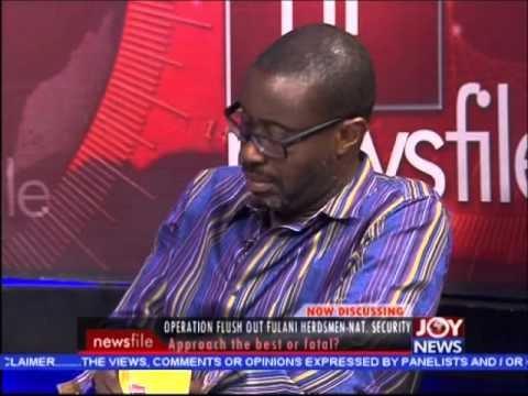Operation flush out fulani herdsmen - Newsfile (6-2-16)