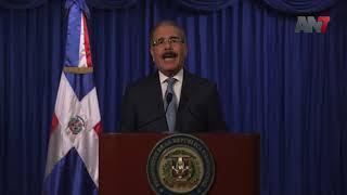 Medidas tomadas por el Gobierno dominicano contra el coronavirus