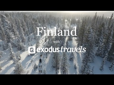 Finland with Exodus Travels