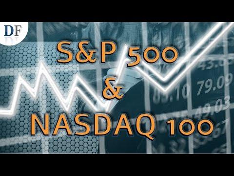 S&P 500 and NASDAQ 100 Forecast March 24, 2017