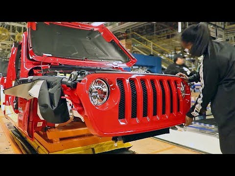 Jeep Wrangler (2019) PRODUCTION ?? Great job!