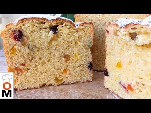 Панеттоне - Мягкий, Сдобный, Ароматный Хлеб Роскоши Из Италии     Panettone