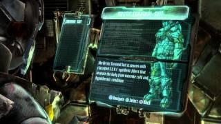 Прохождение Dead Space 3 — Тау Волантис   ДЕМО