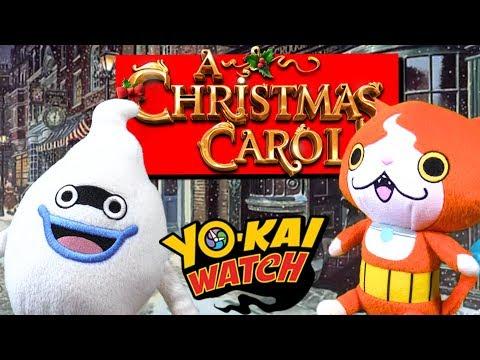 "connectYoutube - YMA Movie: Yokai Watch ""A Christmas Carol"""