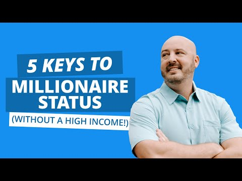 How to Become a Millionaire on an Average Salary | 5 Keys