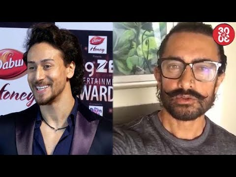 Tiger Remains Mum About Casting In 'SOTY2' |  Aamir Appeals Fans To Donate For Flood Relief Fund