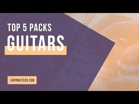 Top 5 | Best Guitar Sample Packs | Acoustic, Electric, Guitar Loops, Samples Sounds