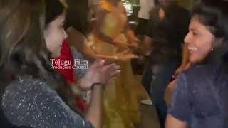 Deepthi Sunaina And Shiva Jyothi Dance At Himaja's Birthday Party - TFPC