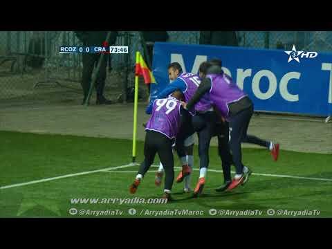 سريع وادزم 1-0 شباب الريف الحسيمي هدف ديارا عبدولاي