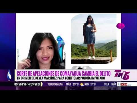 Buscan rebajar la pena de implicado en el asesinato de Keyla Martínez