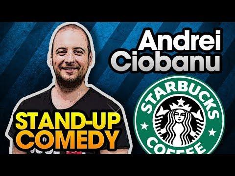 connectYoutube - Andrei Ciobanu - Despre Starbucks (stand-up comedy @Club 99)