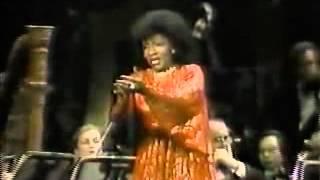 Grace Bumbry sings Giordano's La Mamma Morta