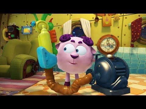 Кадр из мультфильма «Пин-код. Прыжок в будущее. Перемотка»