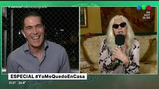 SUSANA GIMÉNEZ habló sobre su CUARENTENA y las MEDIDAS de Alberto Fernández - #JuntosPodemosLograrlo