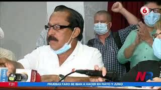 Rescate Nacional confirma que iniciarán protestas en rechazo al gobierno