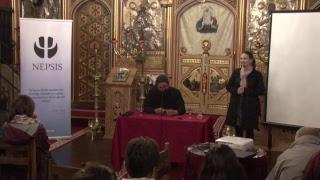 Sinceritatea în captivitatea interesului - conferinta/dialog cu P. Pantelimon (Susnea)