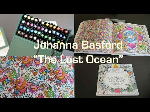 Download Youtube To Mp3 The Lost Ocean By Johanna Basford