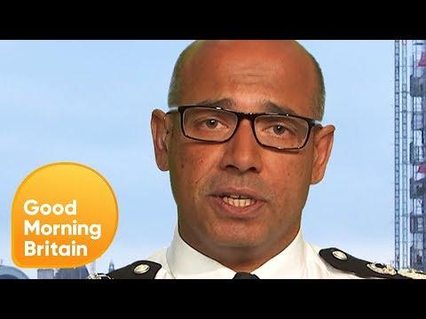 connectYoutube - Metropolitan Police Call for Public Help to Stop Terrorism | Good Morning Britain
