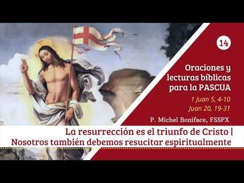 14 La resurreccion es el triunfo de Cristo