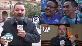 SAN LUIS VS CRUZ AZUL: La gente en Potosí lista para el cruce del Clausura 2020 de Liga MX | ESPN AM