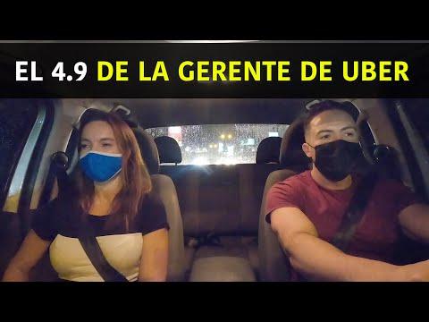 El 4.9 De La Gerente De Uber